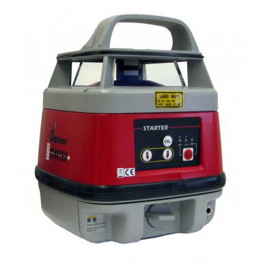 Laser Level Hire includes Tripod and Staff with all rotating Lasers.