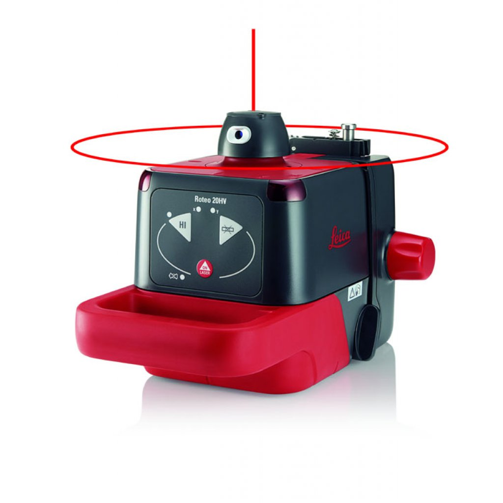Leica Roteo 20hv Rotating Laser