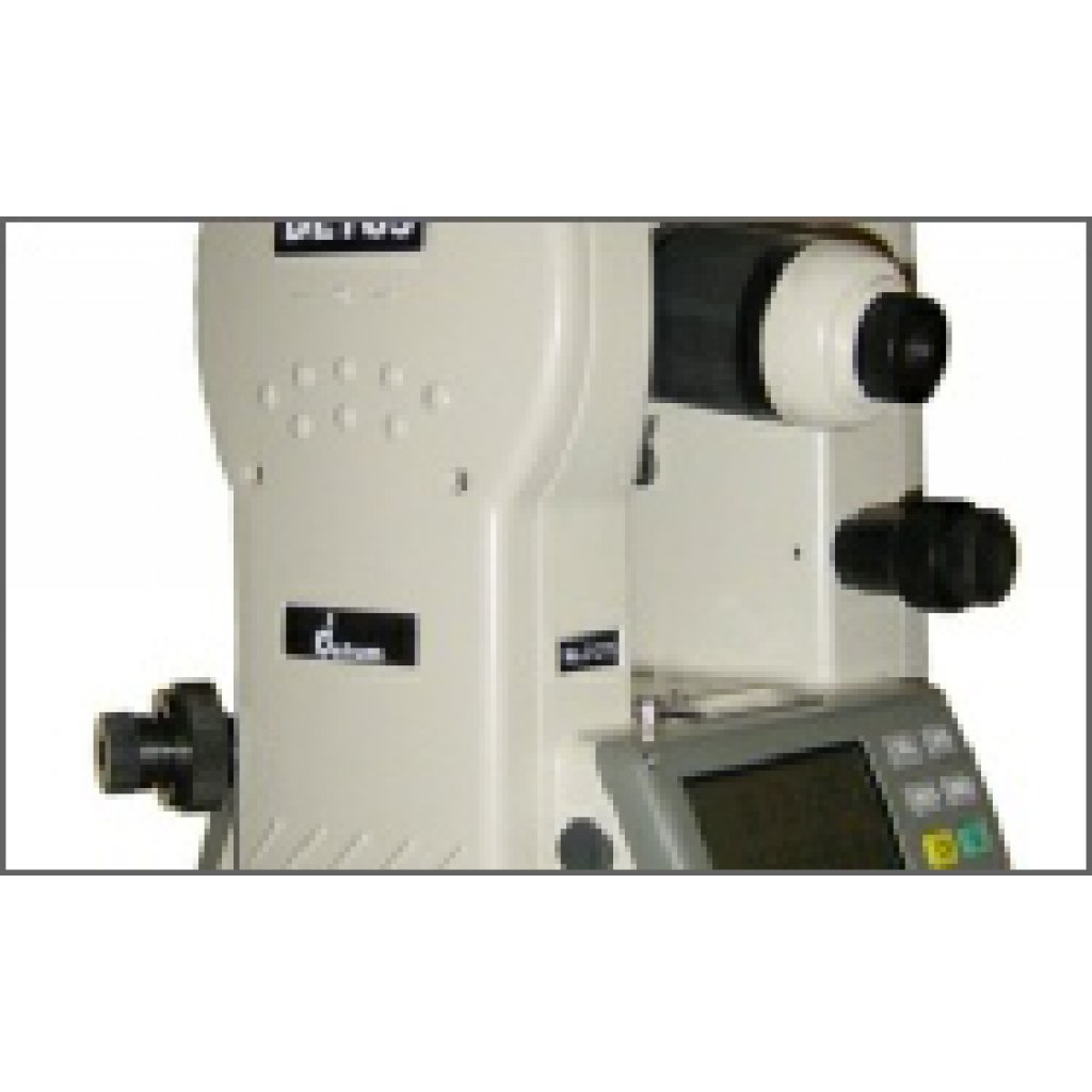 how to set up a theodolite
