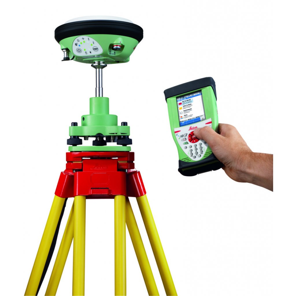 Leica GPS Base and Rover Hire