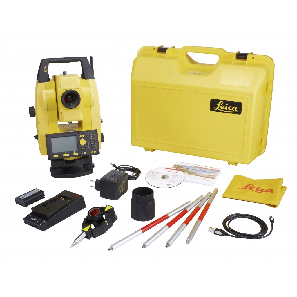 Leica Builder 509 Total Station