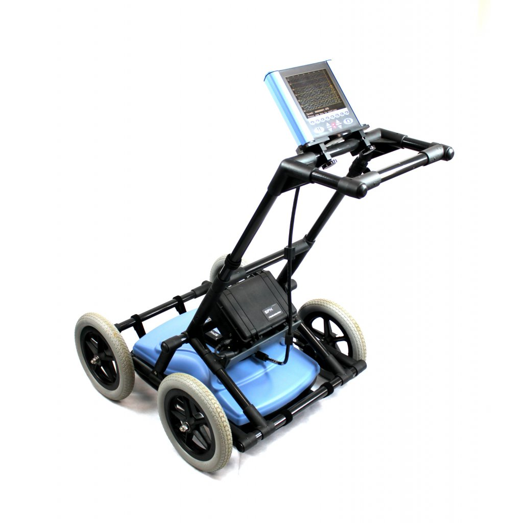 Radiodetection Rd1000 Ground Penetrating Radar System