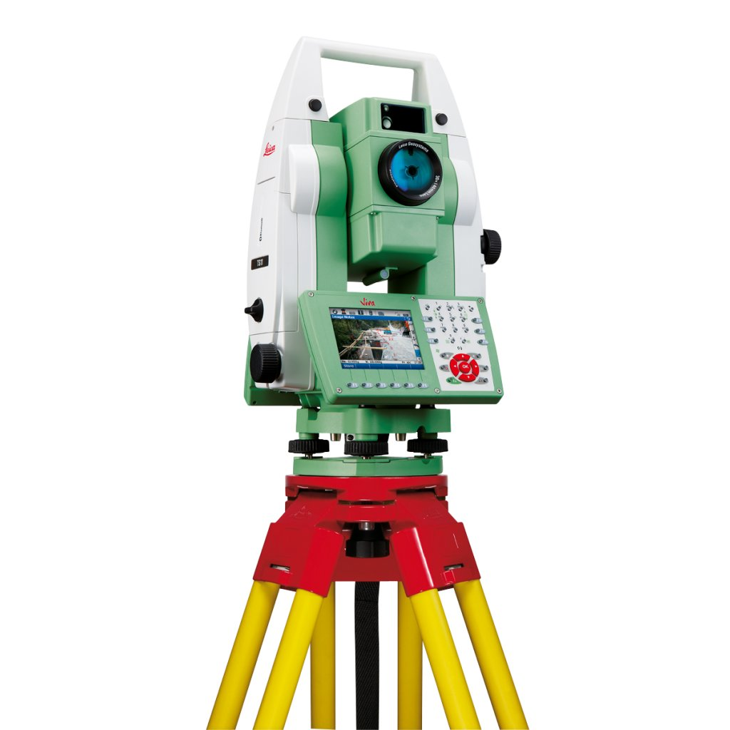 Total Station Repair Manual