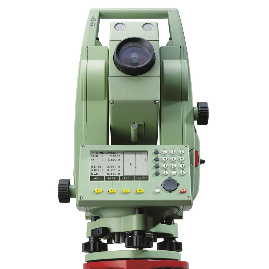 Leica Tcr805 Total Station