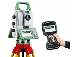 Leica Captivate Total Stations