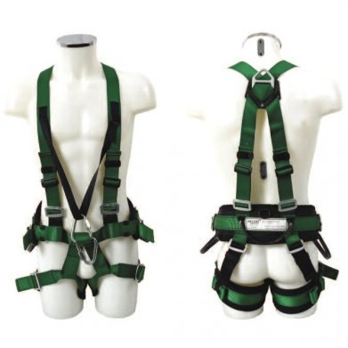 Abtech ABISH Industrial Sit harness