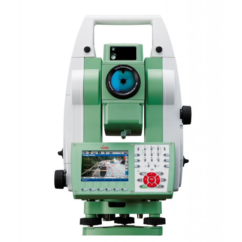 Leica Ts15 Total Station With Cs15 Reconditioned