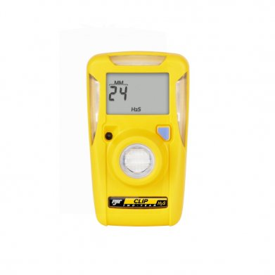 CO BW Clip Gas Detector