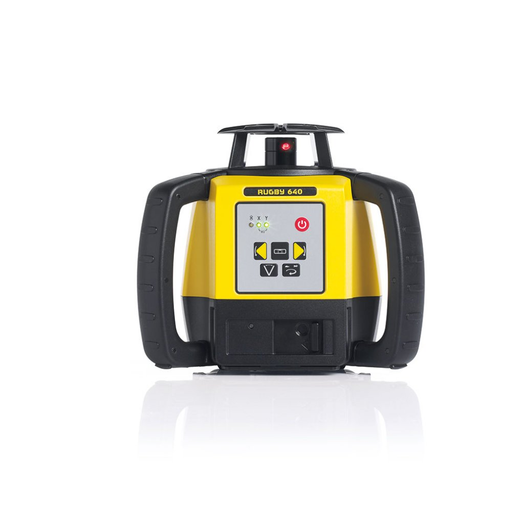 Leica Rugby 640 Rotating Laser