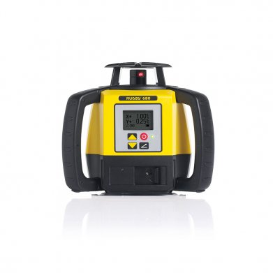 Leica Rugby 680 Rotating Laser